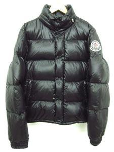 モンクレール MONCLER ダウンジャケット エベレスト 黒 ブラック 3 穴有り IBS 1003 メンズ