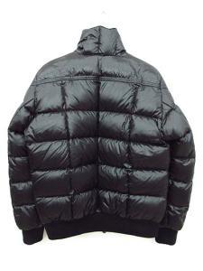モンクレール MONCLER ダウンジャケット BERLON ベルロン 黒 ブラック 1 IBS メンズの買取実績