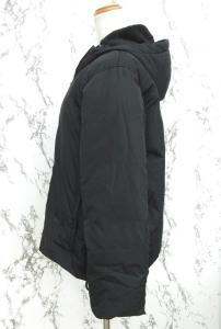 マックスマーラ MAX MARA エスマックスマーラ ダウンジャケット ショート丈 フード付 ナイロン 黒 ブラック 42 IBS 1029の買取実績
