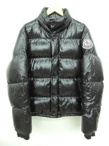 モンクレール MONCLER EVEREST エベレスト ダウンジャケット 黒 ブラック 3 1028 メンズ
