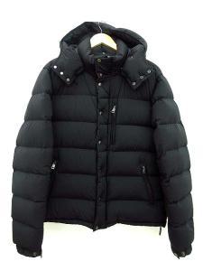 モンクレール MONCLER ダウンジャケット ARC アルク 黒 ブラック 6 1201 メンズ