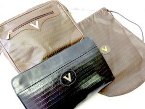 バレンチノ VALENTINO クラッチバッグの買取実績