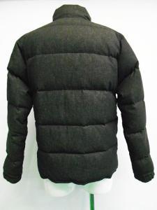 アベイシングエイプ A BATHING APE ジャケット ダウン 黒 S ホワイトグース 秋冬 /U1214の買取実績