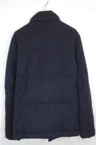 ジャーナルスタンダード JOURNAL STANDARD ダウンジャケット ジャンバー ステンカラー ポリエステル 紺 M メンズの買取実績