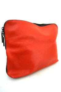 3.1 フィリップリム 3.1 phillip lim レザー クラッチバッグ バイカラー ブラック×レッド 黒 赤の買取実績