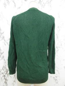 ビューティフルピープル beautiful people ニットカーディガン 長袖 透かし編み 36 緑 グリーンの買取実績