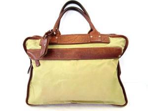 フェリージ Felisi 鞄 バッグ ビジネス ブリーフケース 8637/2 緑 /YS235