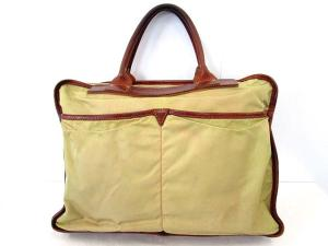 フェリージ Felisi 鞄 バッグ ビジネス ブリーフケース 8637/2 緑 /YS235の買取実績