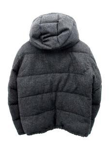 フィデリティ FIDELITY ダウンジャケット コート パーカー ショート丈 M グレー /HK651の買取実績