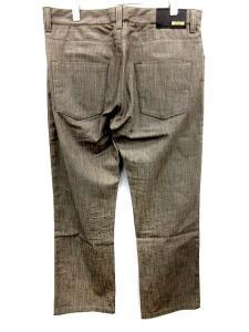 アルマーニ コレツィオーニ ARMANI COLLEZIONI パンツ テーパード ロング 33 茶色 /SR31 ★★ メンズの買取実績