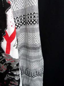 ヨウジヤマモト YOHJI YAMAMOTO Tシャツ カットソー イラスト 長袖 3 白 /DJ12 メンズの買取実績