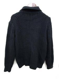 コムデギャルソン COMME des GARCONS セーター ニット AD2002 M 黒 /YO83 ★★の買取実績