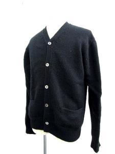コムデギャルソン COMME des GARCONS セーター ニット カーディガン M 黒 /KA20の買取実績