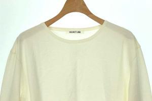 ヘルムートラング HELMUT LANG Tシャツ カットソー 長袖 S 白 メンズの買取実績