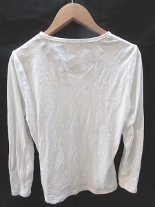 ブラックレーベル クレストブリッジ BLACK LABEL CRESTBRIDGE カットソー Tシャツ ロンT 長袖 チェック 白 ホワイト 2 春夏の買取実績