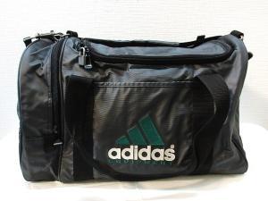 アディダス adidas ボストン バッグ スポーツ 練習用具 バッグ ナイロン 黒 メンズ