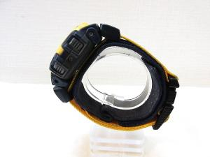 カシオジーショック CASIO G-SHOCK 腕時計 DW-004X-9AT エクストリーム X-treme 黄色 黒 イエロー ブラック QQ メンズの買取実績