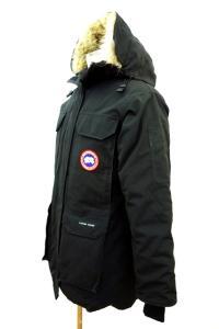 カナダグース CANADA GOOSE 4565L R エクスペディション ダウンジャケット M 黒 メンズの買取実績