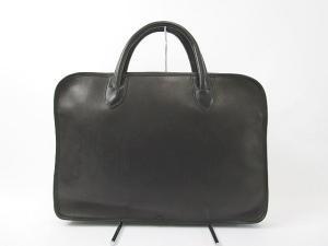 フェリージ Felisi 1809 ビジネスバッグ ブリーフケース レザー 黒 メンズの買取実績