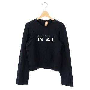 ヌメロヴェントゥーノ N°21 スウェット トレーナー プルオーバー ロゴ 刺繍の買取実績