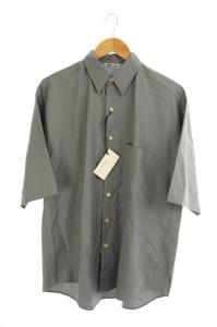 オーラリー AURALEE 20SS WASHED FINX TWILL HALF SLEEVED BIG SHIRTS シャツの買取実績