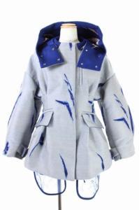 マメクロゴウチ  Mame Kurogouchi 19AW レイヤーフードコート ジャケット ブルゾンの買取実績