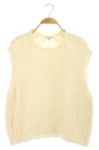 ブラミンク BLAMINK シルクハンドセーター 38 アイボリーの買取実績