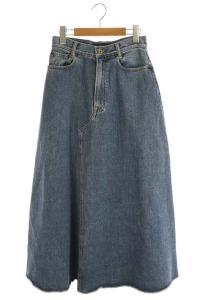 マディソンブルー MADISONBLUE 19SS 5POCKET LONG SKIRT DENIM デニムスカートの買取実績