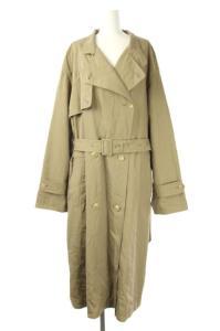 オーラリー AURALEE 20AW WASHED FINX CUPRO TWILL LONG COAT ロングコートの買取実績