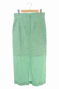マメクロゴウチ  Mame Kurogouchi 20SS Wool Linen High-Waisted Skirt スカート タイトの買取実績