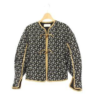 マメクロゴウチ  Mame Kurogouchi 20SS Silk Pedicel Jacket ジャケット 中綿 シルク 花柄の買取実績