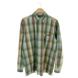 オーラリー AURALEE 20AW SUPER LIGHT WOOL CHECK SHIRTS シャツの買取実績
