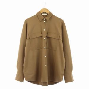 チノ CINOH 20AW オーバーサイズドウールシャツの買取実績