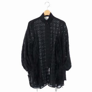 マメクロゴウチ  Mame Kurogouchi 20AW Floral Cut-Jacquard Shirt ジャガード シャツの買取実績