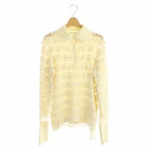 アカネ ウツノミヤ AKANE UTSUNOMIYA 20AW knit polo shirt ティアードニットポロシャツ アイボリー の買取実績