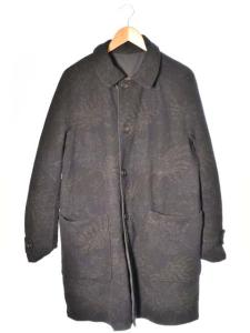 15AW REVERSIBLE COAT NYCO RIPSTOP