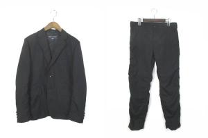 COMME des GARCONS HOMME 16SS セットアップ Wool Tro