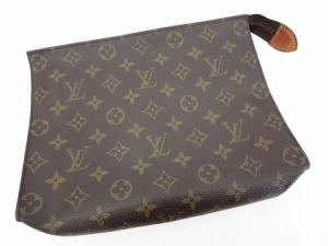 competitive price b6299 450ae 高価買取中】ルイヴィトン LOUIS VUITTON モノグラム ポッシュト ...