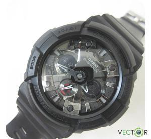 5e8a277239 カシオジーショック CASIO G-SHOCK ビッグケース GA-201-1AJF 腕時計 ブラック黒 メンズ <フクウロ 買取>