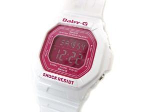 new products 1c5cf 660b3 高価買取中】ベビージー Baby-G 腕時計 ホワイト 白 ピンク BG ...